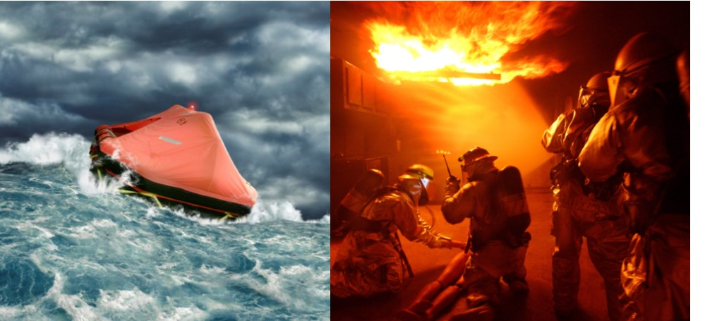 STCW Refresher FP&FF & PST  Training Liverpool