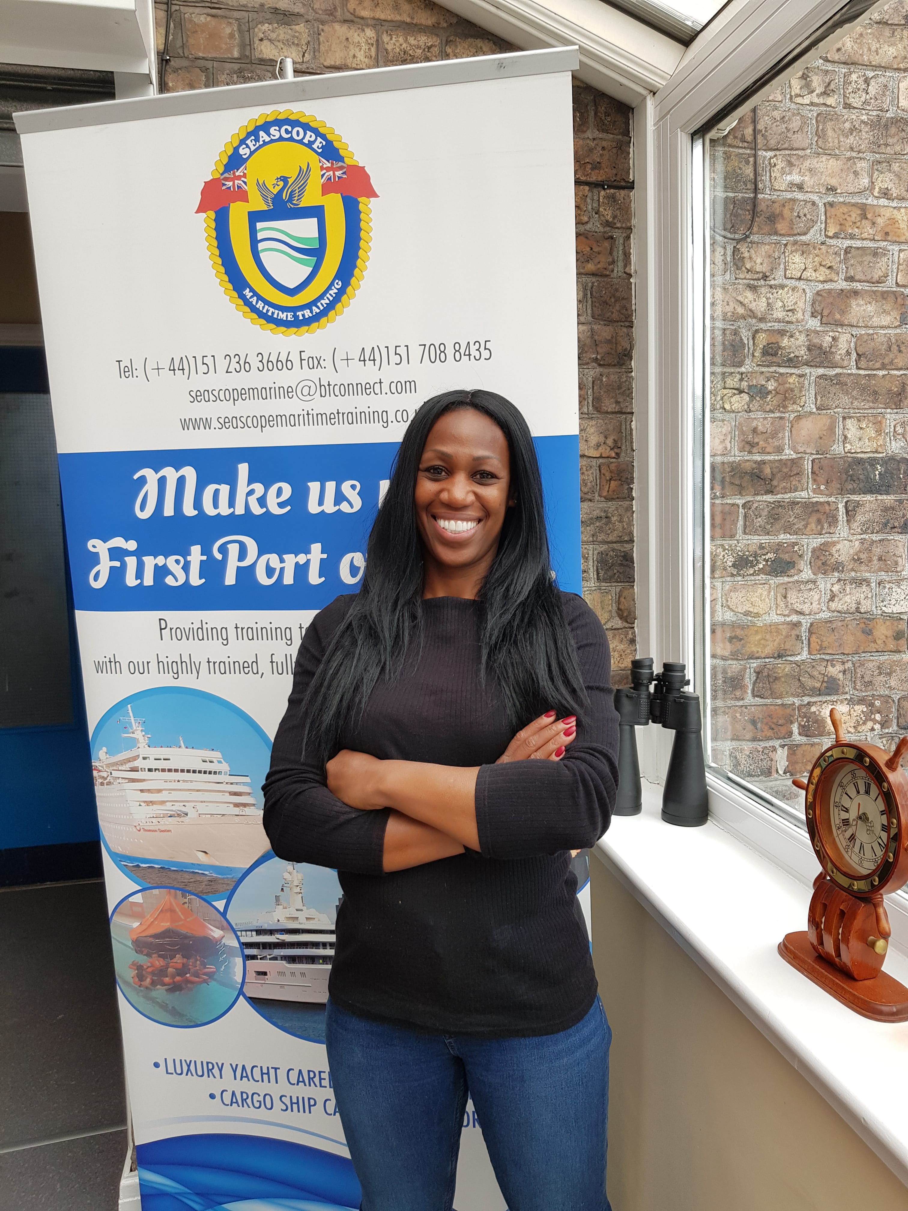 Student Profile- From The Bobsleigh To The Yachts